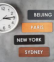 Дерев'яні таблички під годинник, фото 2