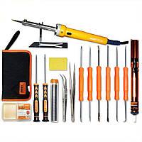 Набор инструментов для пайки мобильных телефонов и планшетов JAKEMY JM-P03