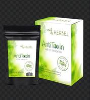 Антигельминтный чай Herbel AntiToxin эффективный чай от паразитов хербел антитоксин,чай от глистов анти токсин