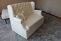 Небольшой раскладной диван (Белый)