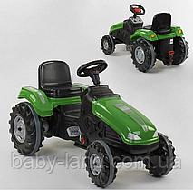 Трактор детский педальный HERBY 07-321 Green зеленый