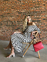 Платье женское лен XS-L, фото 1