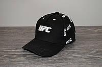 Чорна Кепка UFC | Відмінний вибір, фото 1