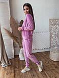 Жіночий ніжний оксамитовий костюм(в кольорах), фото 9
