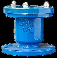 Вантуз повітряний (аераційний) Ду 80 фланцевий MIV