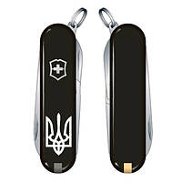 Нож Victorinox Викторинокс Classic SD Ukraine 58 мм 7 предметов