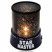 """Ночник Star Master """"Звездное небо"""" черный"""