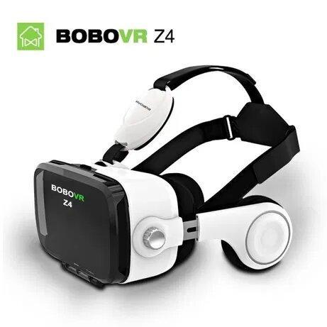 Очки виртуальной реальности BoboVR Z4 с наушниками з4 VR/ Очки