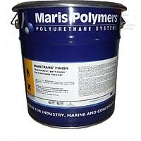 Жестко-эластичная, прозрачная, полиуретановая мембрана холодного нанесения MARITRANS FINISH