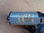 Моторчик склоочисника ( задній ) Audi A-6 Valeo 8L0 955 711 B, фото 3