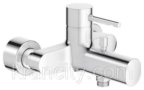 Смеситель для ванны Jacob Delafon Cuff E45532-CP,кран для ванны и душа