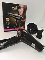 Профессиональный фен для укладки волос с двумя насадками Promozer РМ-2310 3000 Вт
