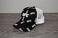 Кепка тракер черная UFC | Отличный выбор