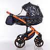 Детская универсальная коляска 2 в 1 Junama Fluo Line II 03, фото 10