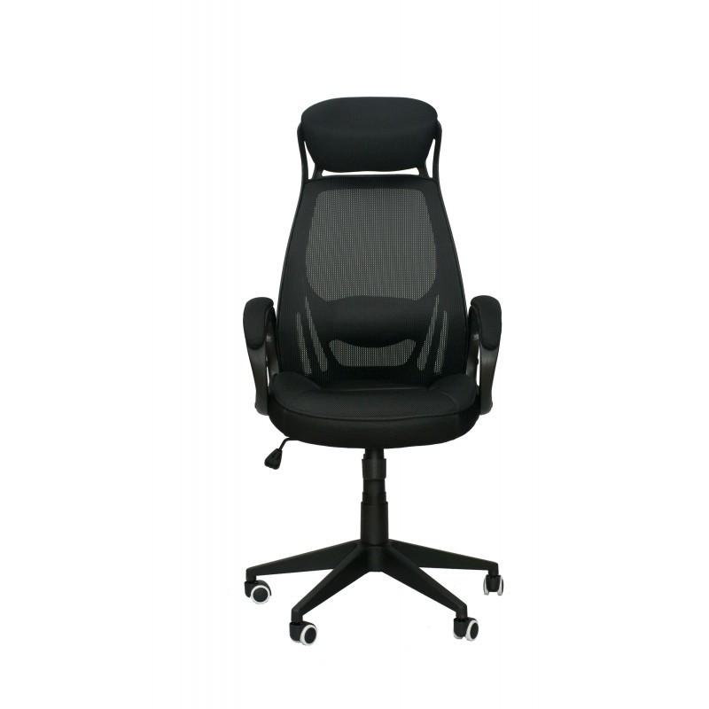 Крісло офісне Special4You Briz black (E0444)