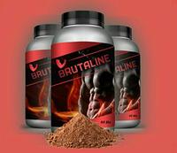 Пищевая добавка для наращивания мышц Бруталин, Brutaline 100 грамм, бруталин, тестостероновая добавка