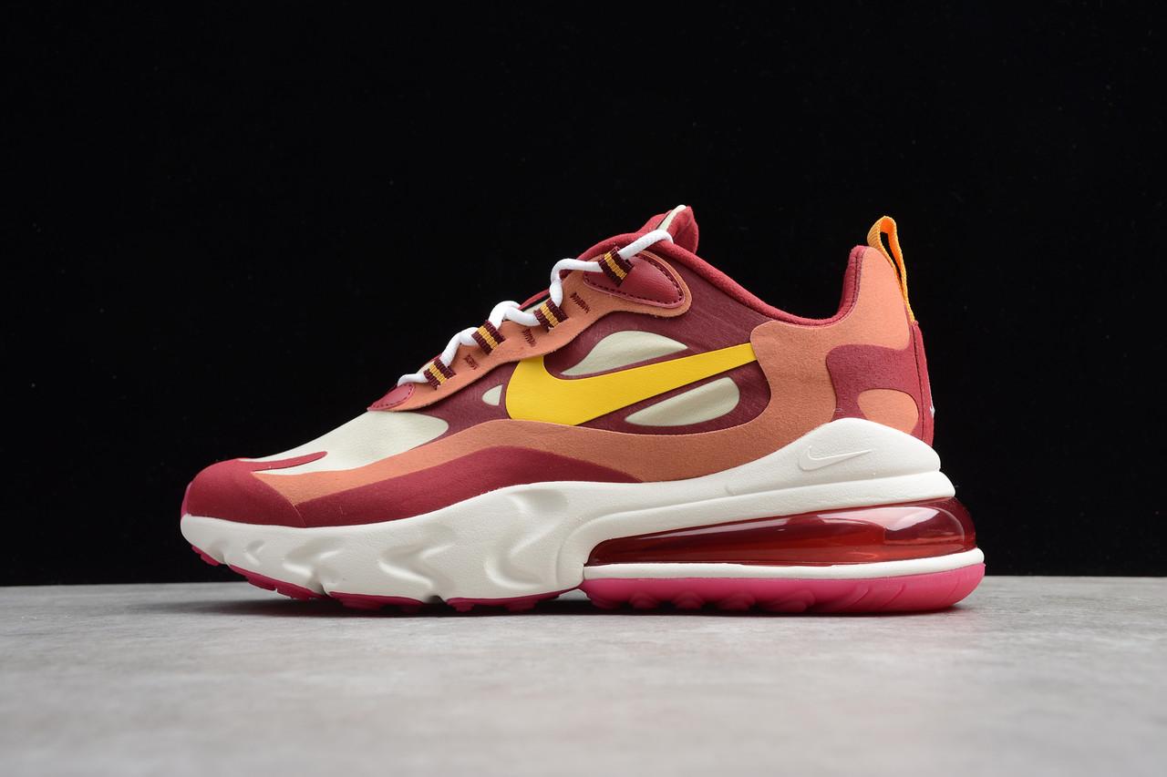 Кросівки чоловічі Nike Air Max 270 React / 70AMM-023 (Репліка)