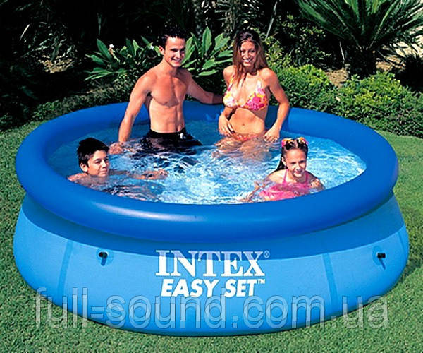 Бассейн надувной Intex Easy Set