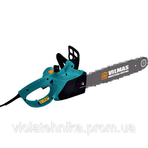 VILMAS Пила цепная 1400-ECS-350(бок.двигатель 350мм)