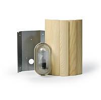 Термостійкий світильник для сауни AVH 15.2
