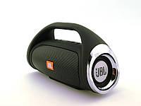 Колонка портативная JBL BOOMBOX mini черная, фото 1
