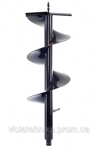 Шнек для мотобура 300мм х 800мм, фото 2