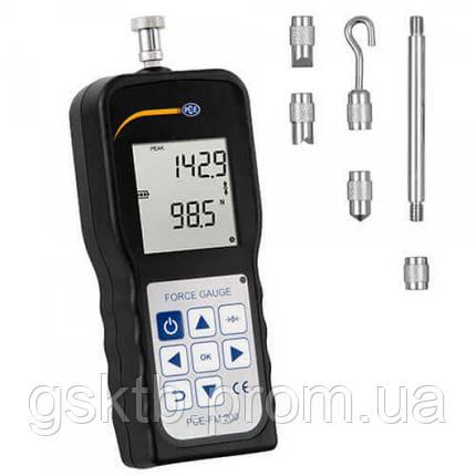 PCE-FM 200 динамометр до 20 кг (Германия), фото 2