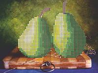 Наборы-открытки для вышивания бисером. Пара груш КМР 5152