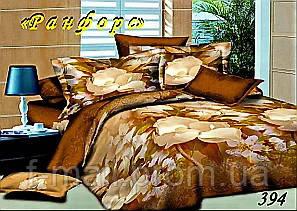Комплект постельного белья Тет-А-Тет (Украина) евро ранфорс (394)