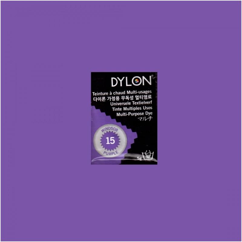 Багатоцільовий барвник для ручного фарбування Фіолетовий (Windsor Purple) DYLON