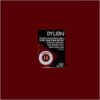 Многоцелевой краситель для ручного окрашивания ткани DYLON Multipurpose Bordeaux
