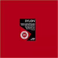 Многоцелевой краситель для ручного окрашивания ткани DYLON Multipurpose Pagoda Red