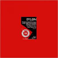 Многоцелевой краситель для ручного окрашивания ткани DYLON Multipurpose Scarlet