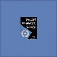 Многоцелевой краситель для ручного окрашивания ткани DYLON Multipurpose Madonna Blue