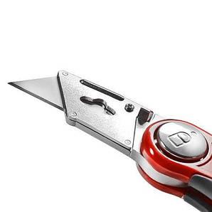 Нож трапециевидный складной Stark 168 мм