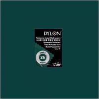 Многоцелевой краситель для ручного окрашивания ткани DYLON Multipurpose Jungle Green