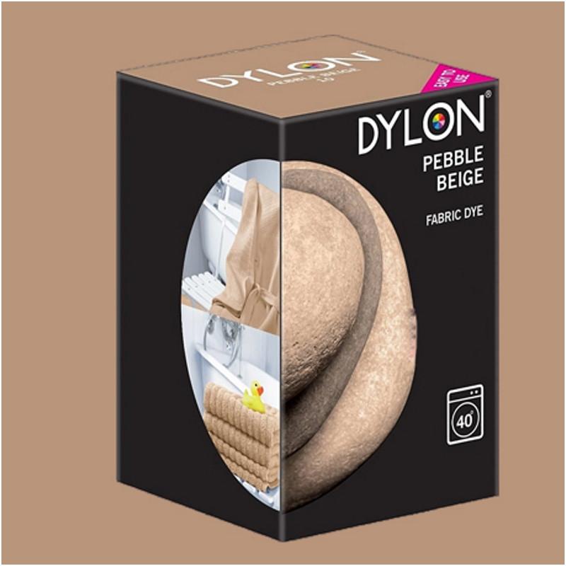 Краска для окрашивания ткани в стиральной машине DYLON Machine Use Pebble Beige (без соли)