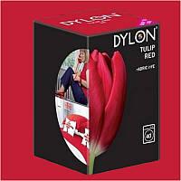 Краска для окрашивания ткани в стиральной машине DYLON Machine Use Tulip Red (без соли)