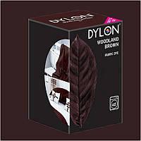 Краска для окрашивания ткани в стиральной машине DYLON Machine Use Woodland Brown (без соли)