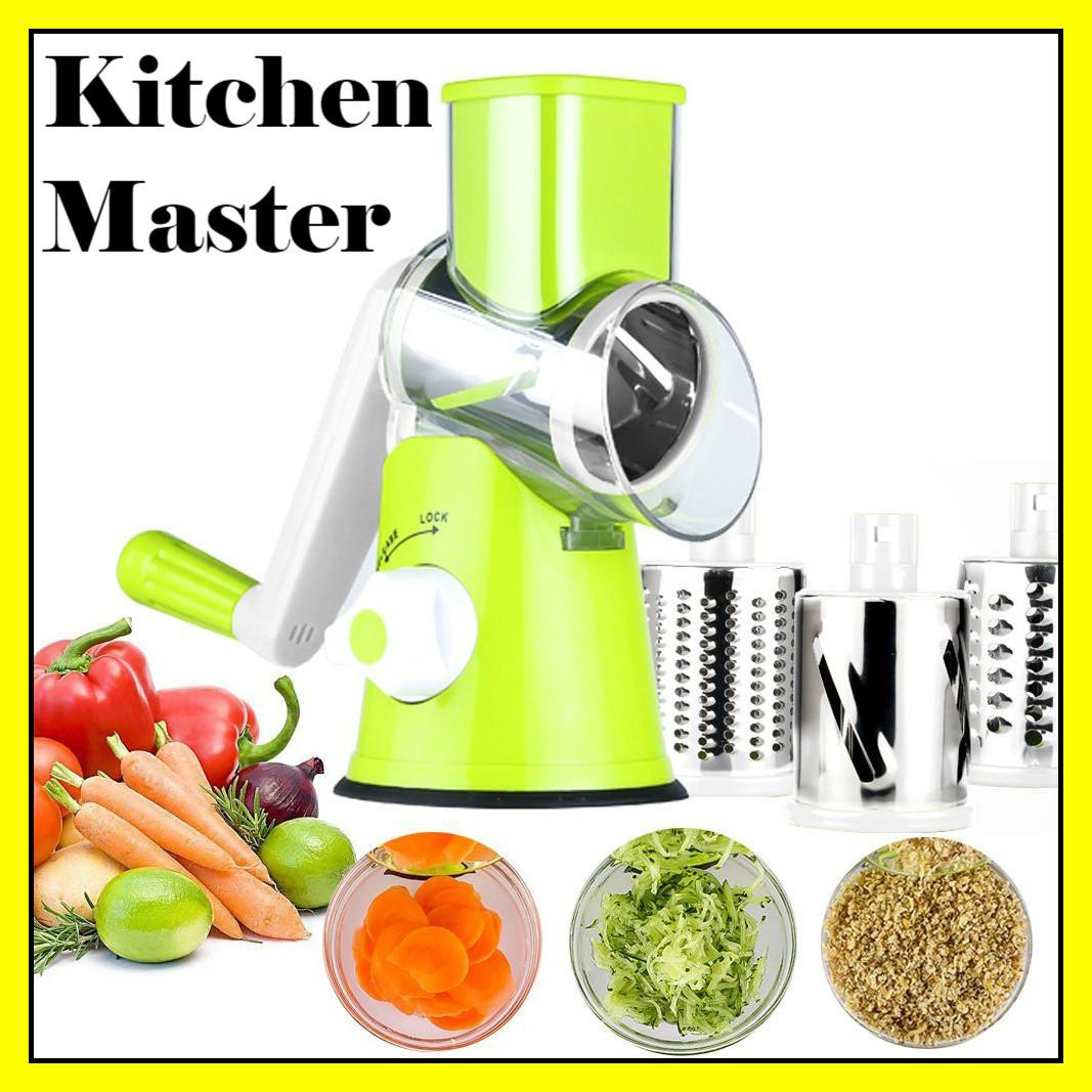 Шинкування ручна (механічна),мультислайсер для овочів і фруктів Kitchen Master.Терка Кітчен Майстер