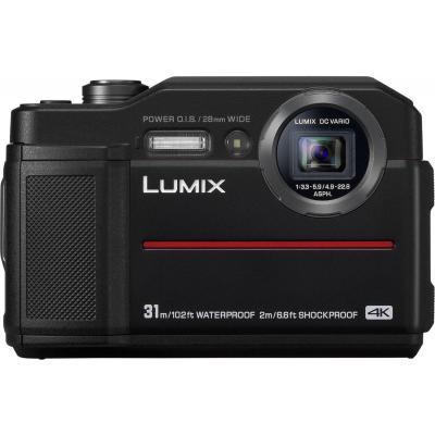 Цифровая фотокамера 4K Panasonic LUMIX DC-FT7EE-K