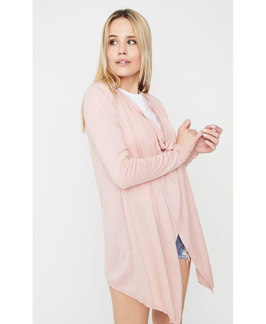 Кардиган Light-Style розовый ТМ Прованс