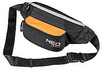 Поясная сумка, материал - полиэстер, 1 наружный карман, 2 основных отдела, 2 внутренних кармана NEO 84-311, фото 1