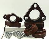 Проставки Киа Сид полиуретановые для увеличения клиренса, фото 2