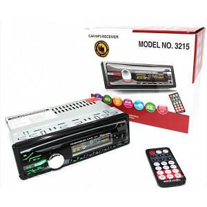 Автомобильная магнитола 1DIN MP3-3215 Rgb 152648