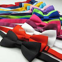 Бабочка галстук разные цвета