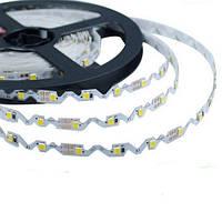 Світлодіодна стрічка 12V, 2835,72 led / m, S-type, 14.4W, IP20, 7000K-білий холодний, фото 1