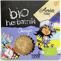 Печенье органическое Круглое Bio Ania 100 г