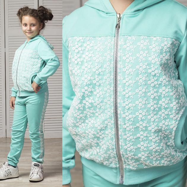 Спортивный костюм для девочки Joiks  021-21 (р. 122-152)