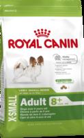 Сухой корм для собак миниатюрных пород (вес до 4 кг) старше 8 лет Royal Canin X-Small Adult 8+ 1.5 кг.